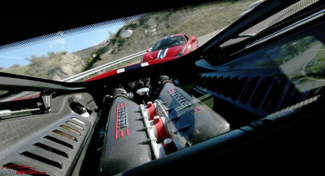 Al detalle: El motor del Ferrari 458 Speciale, el V8 atmosférico más salvaje fabricado por italianos