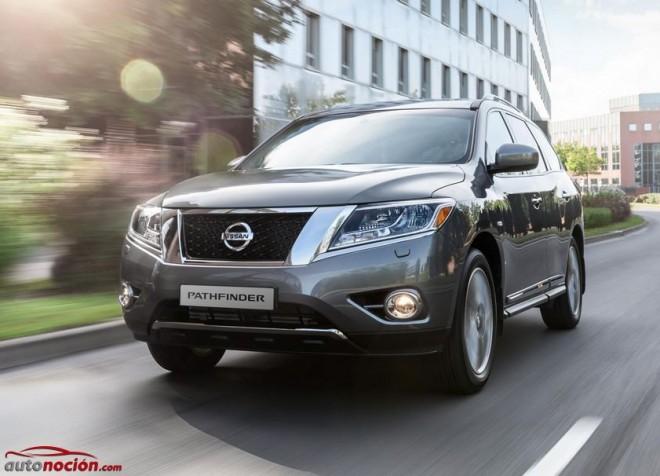 El nuevo Nissan Pathfinder: El primer híbrido made in Rusia