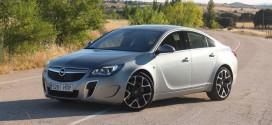 Prueba Opel Insignia OPC Unlimited: 325 cv y 270 km/h de punta que definen el arte de las altas prestaciones