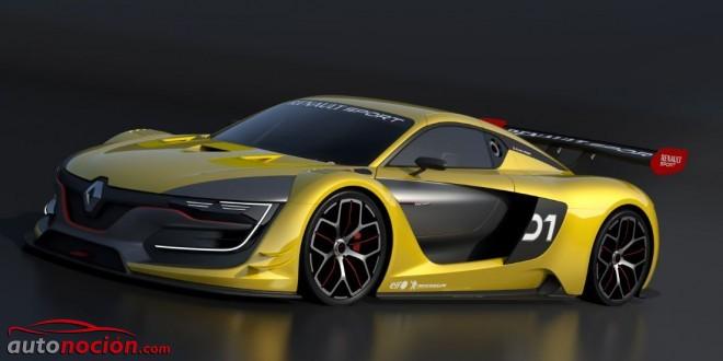 Renault Sport R.S. 01: Un V6 3.8L biturbo procede del Nissan GT-R y retocado por NISMO