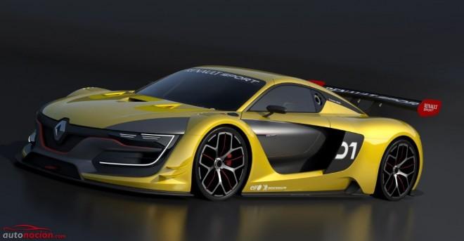 Renault Sport R.S. 01: Un V6 3.8L biturbo procedente del Nissan GT-R y retocado por NISMO