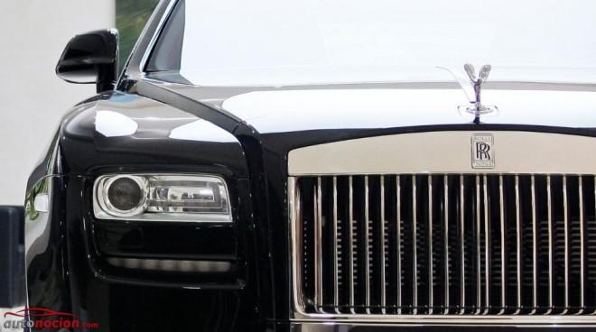 Rolls Royce está desarrollando un nuevo modelo: ¿Un turismo descapotable?