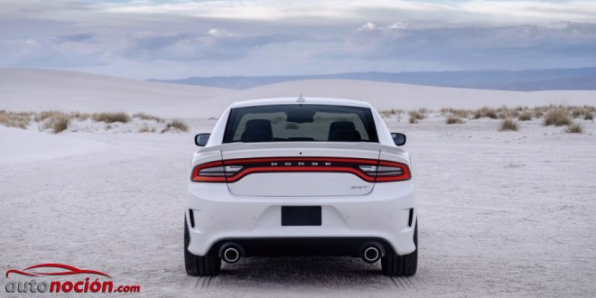SRT blanco dodge