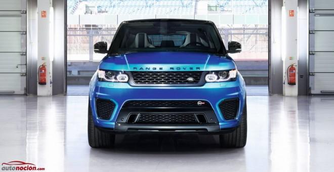 Range Rover Sport SVR: Ingeniería y electrónica de la mano para conseguir el SUV deportivo