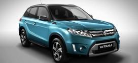 Este es el aspecto del nuevo Suzuki Vitara: ¿Adiós a lo clásico?