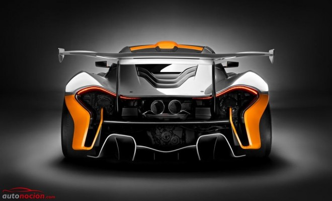 El McLaren P1 GTR ve la luz: ¿El relevo del icónico F1 GTR?