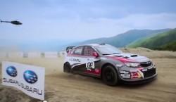 WRX STI Subaru