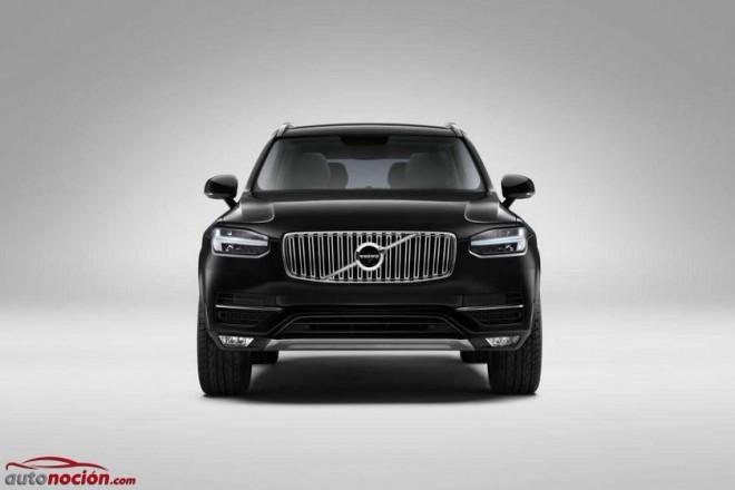 Volvo lanza el nuevo XC90 con un precio que parte de los 59.471,88 euros