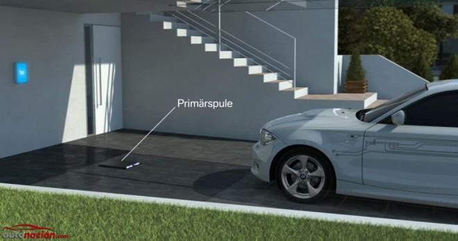 La carga por inducción: El futuro para recargar los vehículos eléctricos