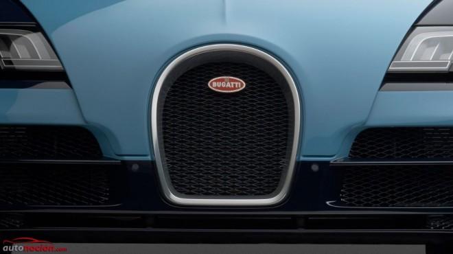 El Bugatti Veyron se extingue lentamente: Quedan 8 unidades y se rumorea una «Last Edition»