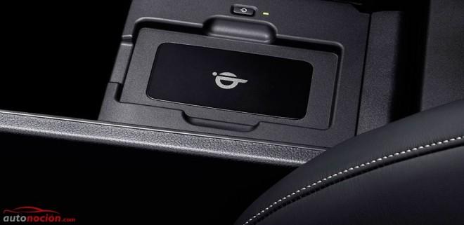 Recarga el teléfono móvil mientras conduces y sin cables gracias a la carga por inducción
