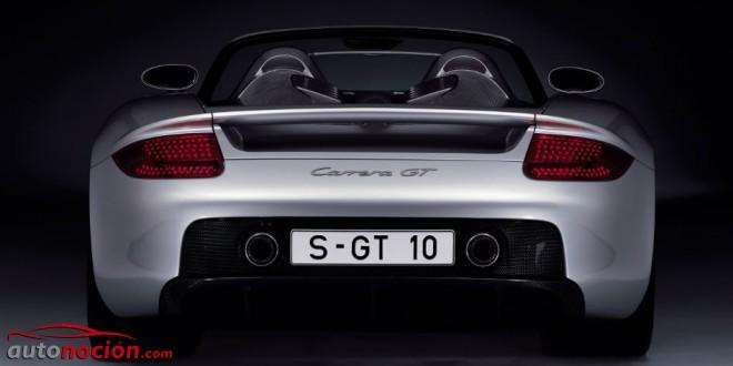 Al detalle: El Porsche Carrera GT y su motor V10