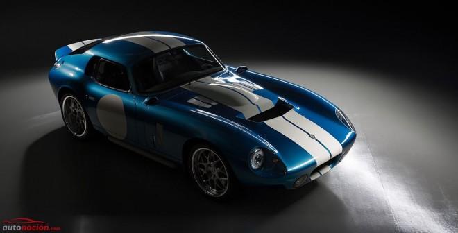 Renovo Coupé: La nueva apuesta eléctrica americana basada en un Shelby CSX9000