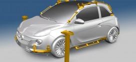 La impresión 3D supone un ahorro del 90% en la fabricación de las piezas de nuevos vehículos