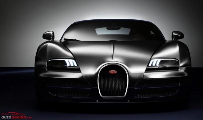 Bugatti Veyron Ettore Bugatti: El punto final a Les Légendes de Bugatti