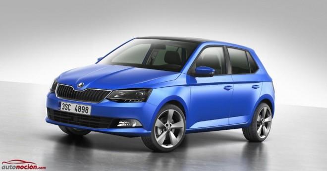Oficial: Así es el nuevo Škoda Fabia