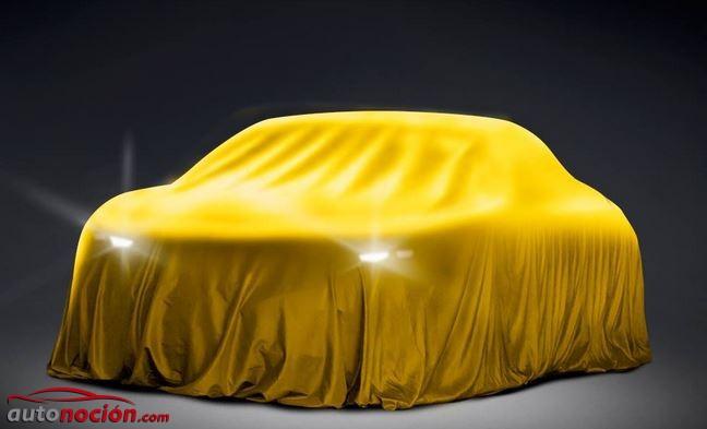 El misterioso modelo de Opel: ¿Qué se esconde bajo la sábana?