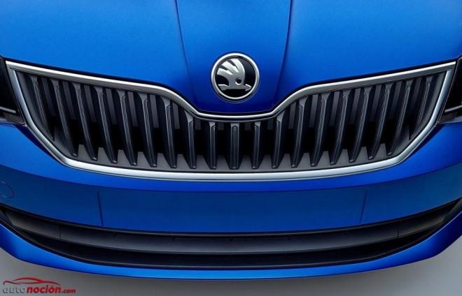 Škoda y los teasers del Fabia: Cada vez más cerca de la nueva generación