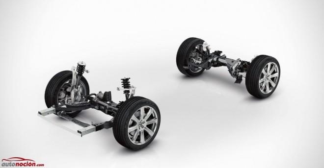 La plataforma modular escalable de Volvo: La base perfecta para la futura gama