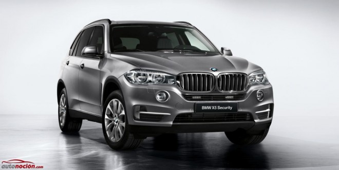 x5 bmw security plus