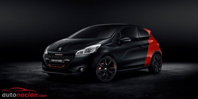 Peugeot 208 30 aniversario: Cuando en Peugeot Sport se ponen serios…