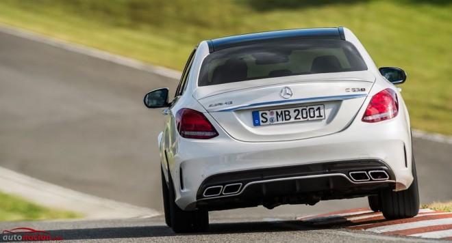 Nuevo Mercedes-AMG C63: Motor V8 biturbo de 4.0 litros para el pináculo
