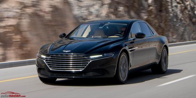 El fracaso del Lagonda obliga a Aston Martin a ampliar su mercado