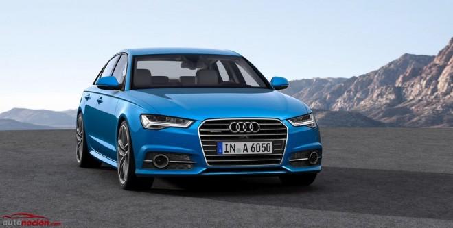 Audi mejora a la familia A6: Cirugía estética, retocadas motorizaciones y renovado equipamiento