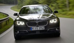 BMW 518d frontal