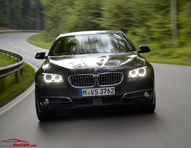 BMW 518d y 520d: 150 cv y 190 cv para los diésel más comedidos