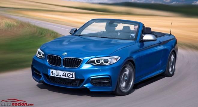 BMW Serie 2 Cabrio: Elegancia y deportividad a cielo abierto