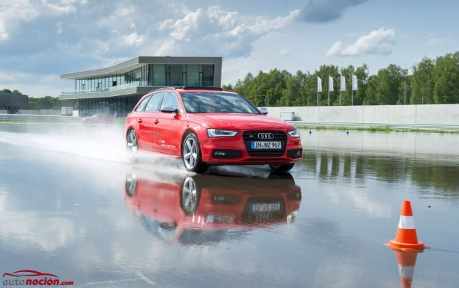 Audi amplía su fortaleza tecnológica en Neuburg