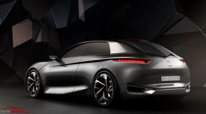 Primeras imágenes del Citroën DS Divine Concept: Podría llegar en unos años