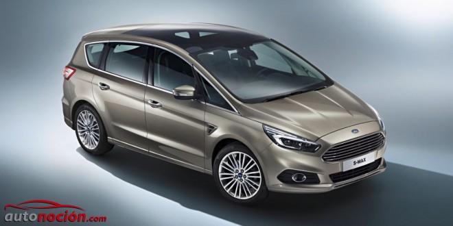 Nuevo Ford S-MAX: Ford revela todos los detalles de este familiar