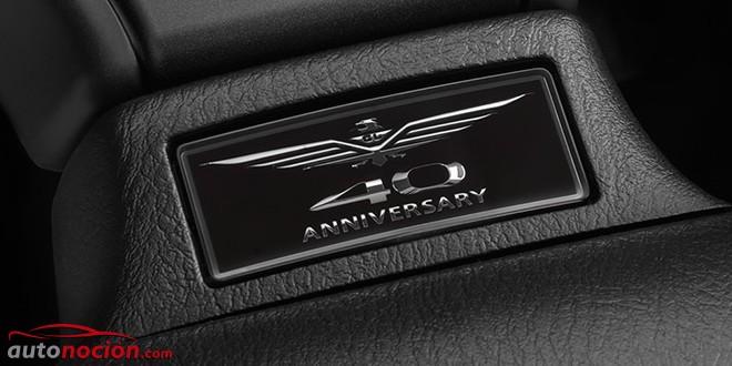 Honda celebra el 40º aniversario de la Gold Wing