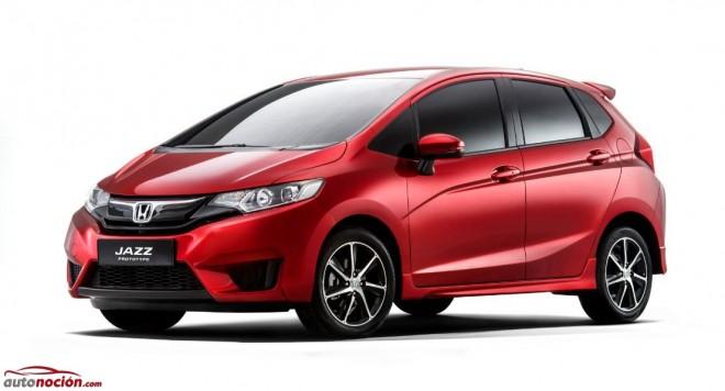 Primeros detalles de la tercera generación del Honda Jazz: Nuevo motor gasolina i-VTEC de 1,3 litros