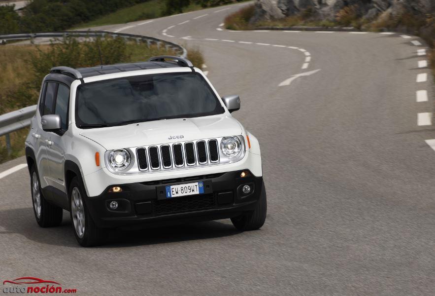 Ventas agosto 2016, Italia: El Jeep Renegade se cuela en el Top10; Giulia discreto