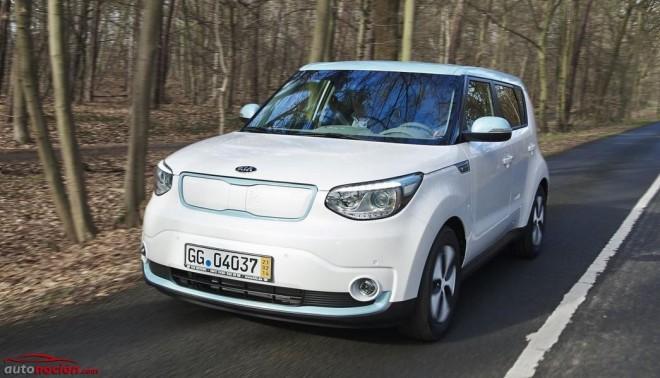 Kia Soul EV: Hasta 200 km de autonomía