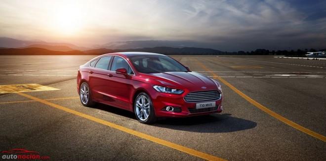La quinta generación del Ford Mondeo nos sorprende con sus precios: Desde 21.750 euros