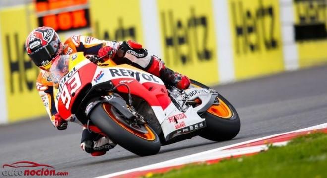 MotoGP Siverstone: Márquez suma la undécima del año tras un duelo con Lorenzo