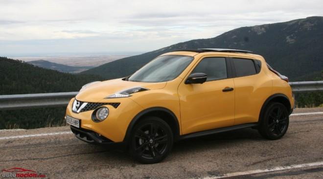 Prueba Nissan Juke Tekna 1.5 dCi 110 cv 4×2: Llamativo como siempre, personalizable como nunca