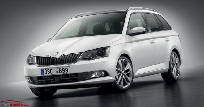 Primeras imágenes del Škoda Fabia Combi: La practicidad compacta