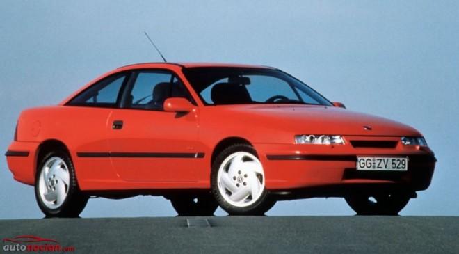 El Opel Calibra cumple 25 años: ¿Volveremos a verlo?