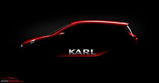 Opel Karl: Por debajo del ADAM y conviertiéndose en el nuevo modelo de acceso