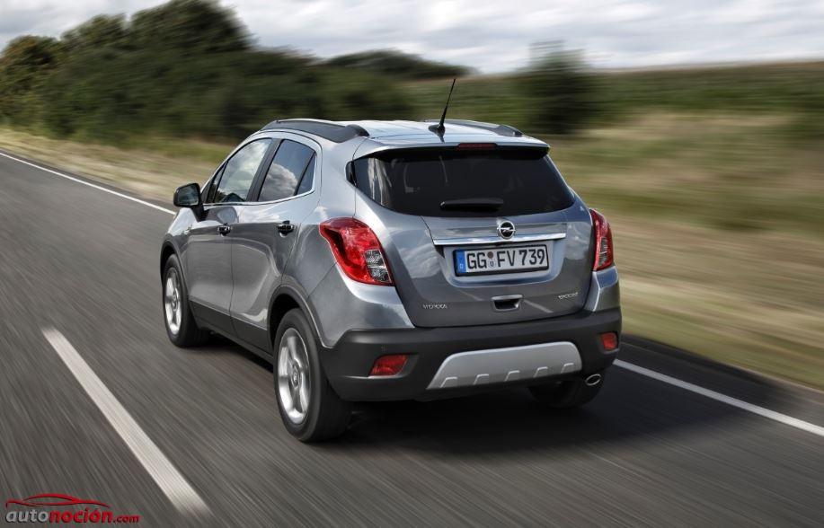 Opel Mokka trasera