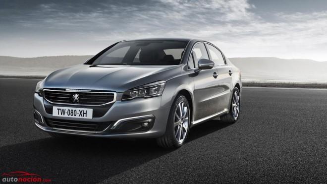 Arranca la comercialización del renovado Peugeot 508