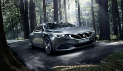 Peugeot Exalt frontal