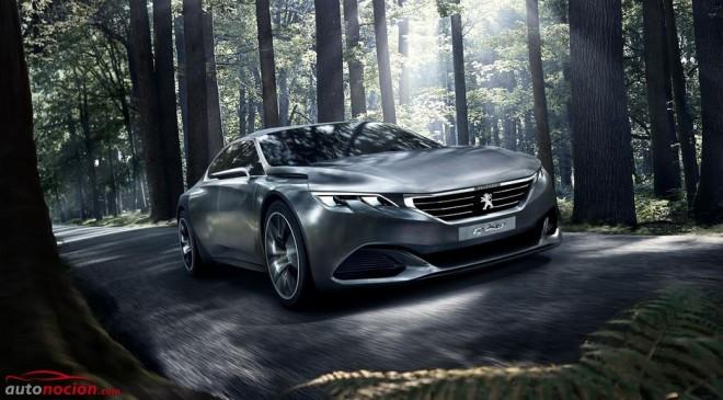 Peugeot Exalt concept: Siguiendo los pasos del Onyx