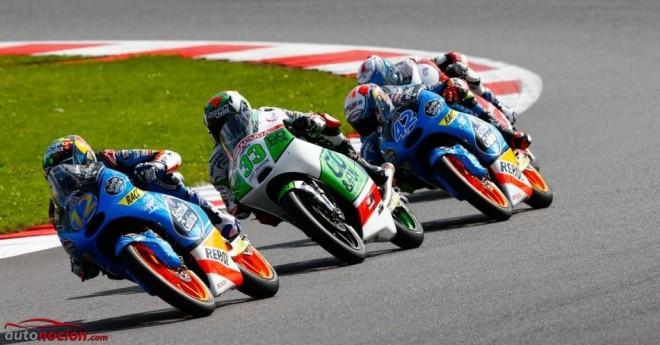 Previa Moto3 Misano: Márquez y Rins se acercan a Miller