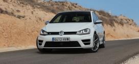 Prueba Volkswagen Golf R 2014
